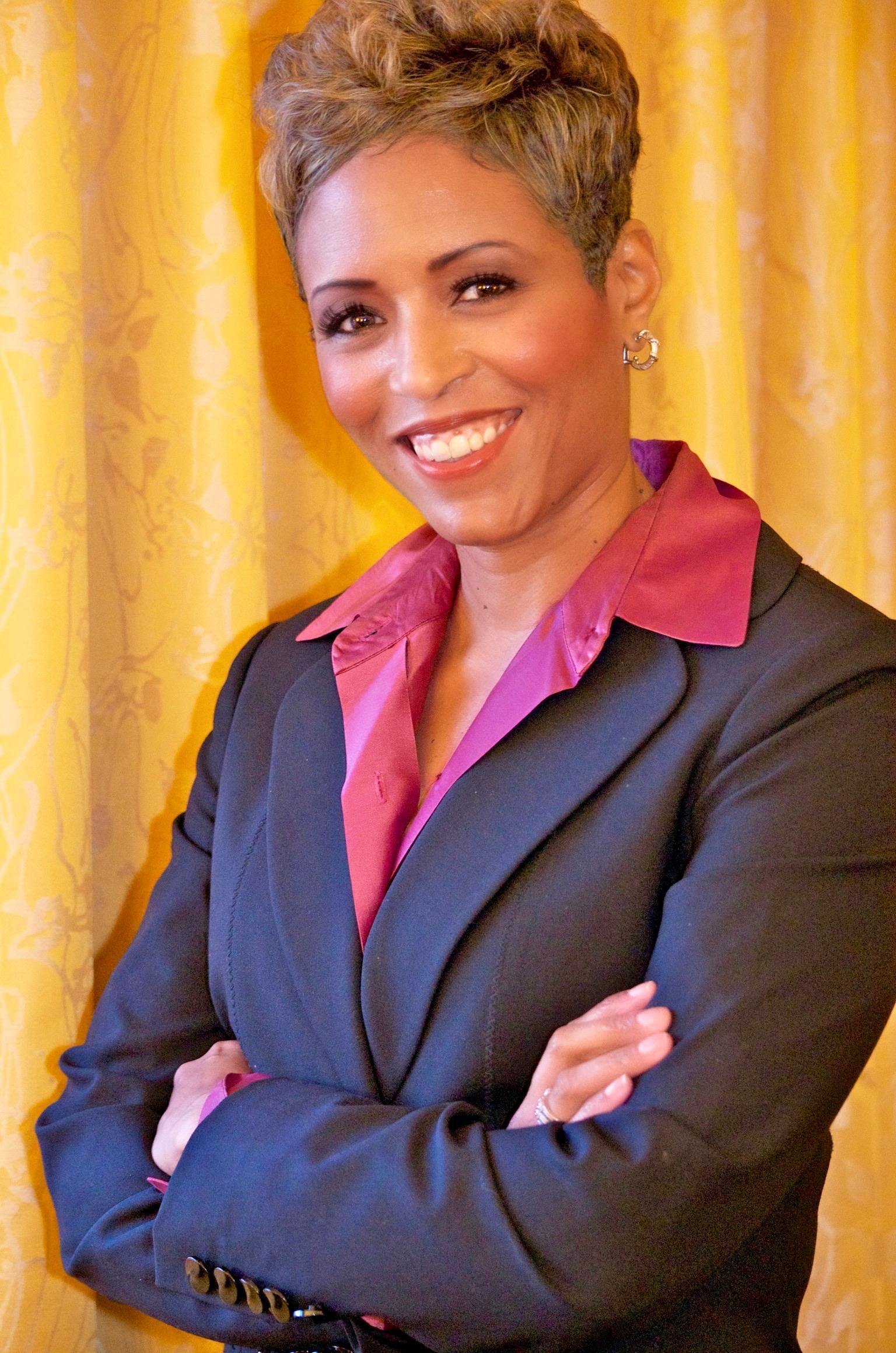 Deborah M. Jackson, MDiv